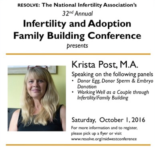 Infertility and Adoption Family Building Conference
