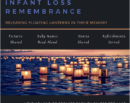 Pregnancy and Infant Loss Remembrance Event